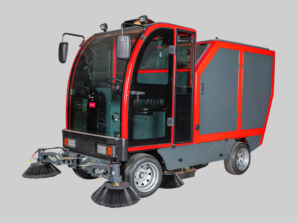 电动环卫四轮清扫车WS245HW