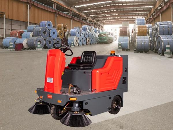 电动驾驶式扫地车WS30
