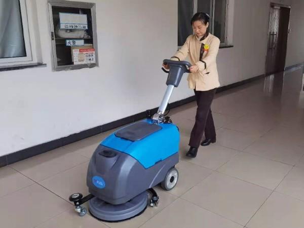 手推式洗地机WB400