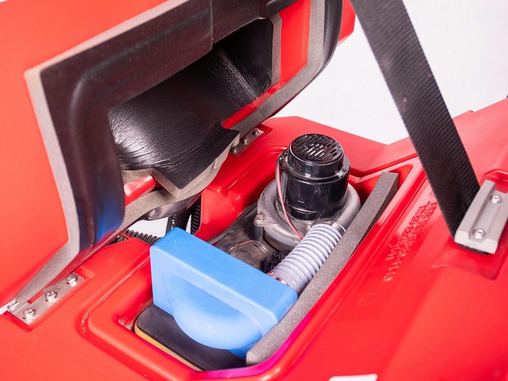卡特驾驶式GTR洗地机