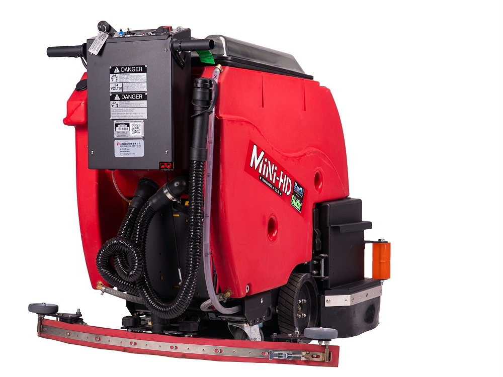 卡特手推式MINI-HD(M-710)洗地机
