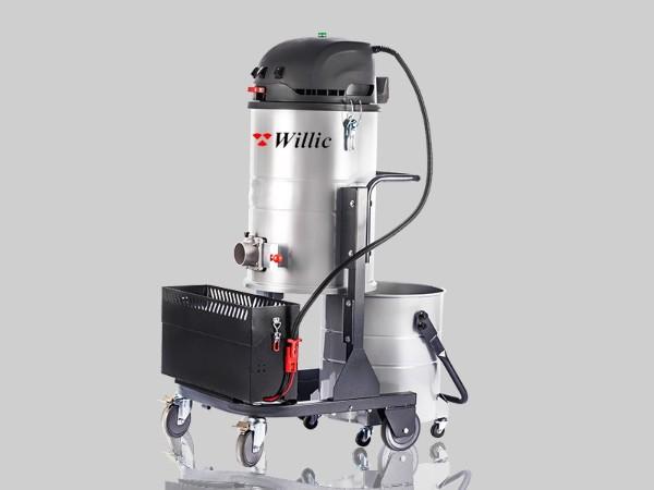 电瓶驱动式工业吸尘器WD系列