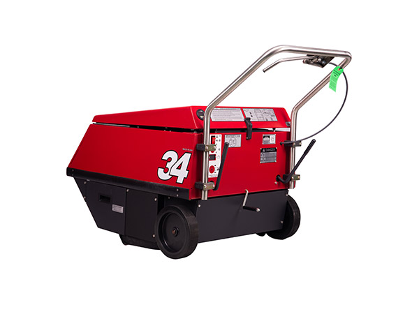 卡特手推式34扫地车