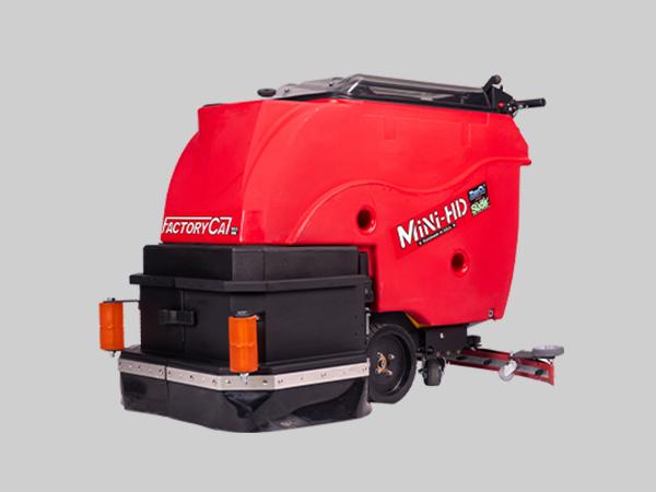 进口手推式MINI-HD(M-710)洗地机