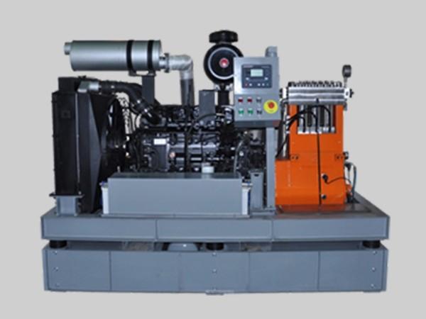 (国货之光)柴油驱动高压清洗机WH系列