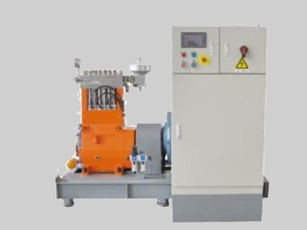 WH系列电动超高压清洗机