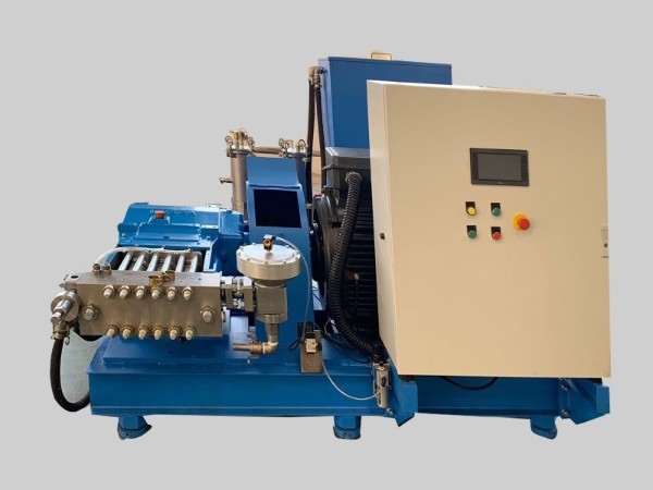 WJ防爆电驱动高压清洗机