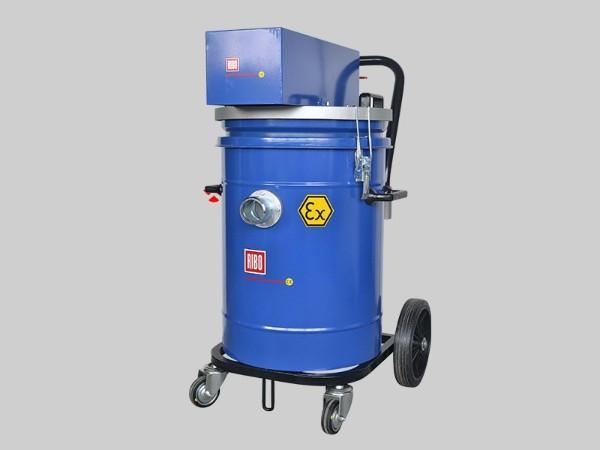 锐豹COMPAIR281-220气动防爆工业吸尘器