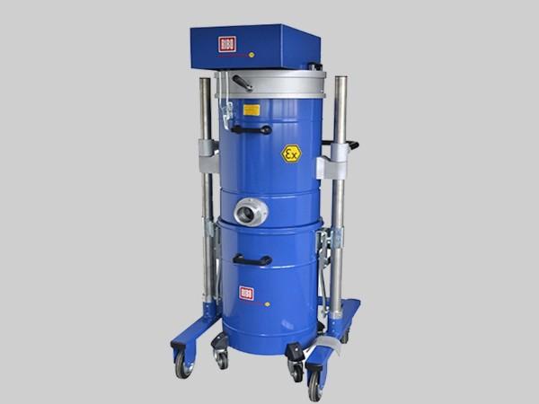 锐豹COMPAIR551-199气动防爆吸尘器