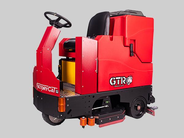 进口汤姆凯特驾驶式GTR洗地机