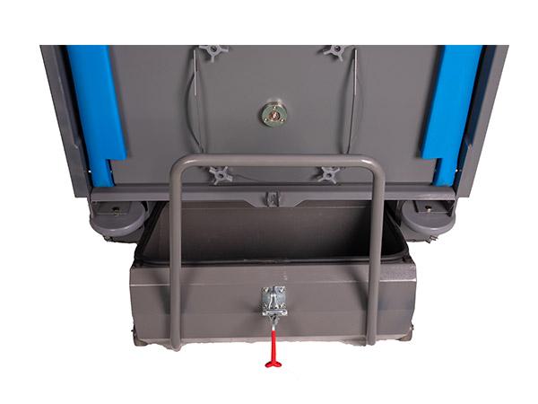 驾驶式扫地机WS1600(不带顶棚)