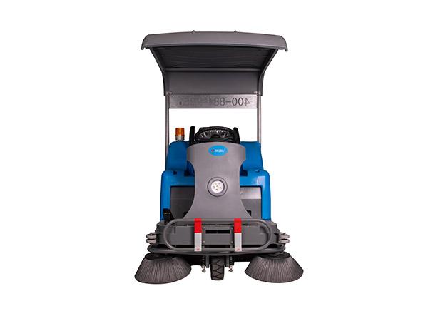 驾驶式扫地机WS1600D(带顶棚)